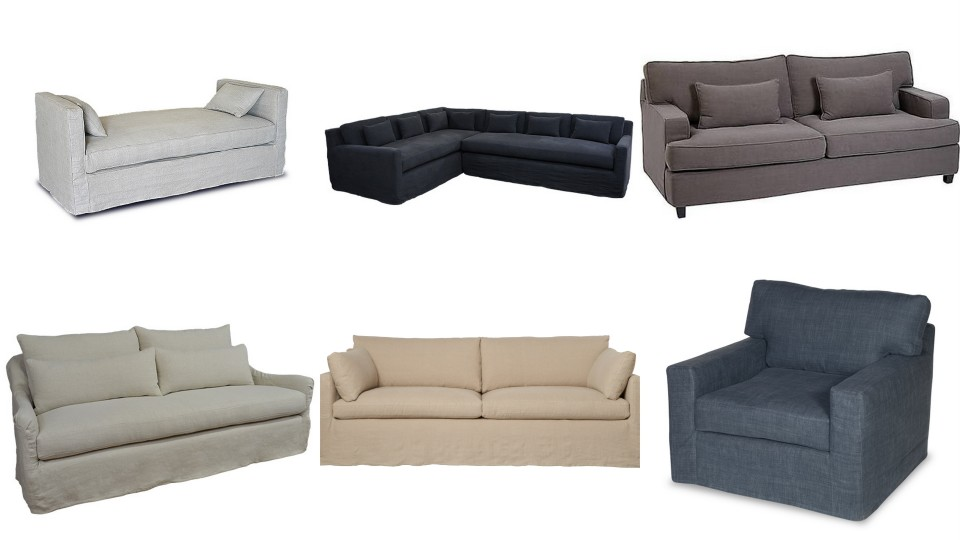 sofas and chairs at saff and gen